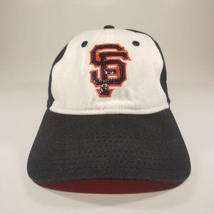 Womens Hat San Francisco Giants White and Black